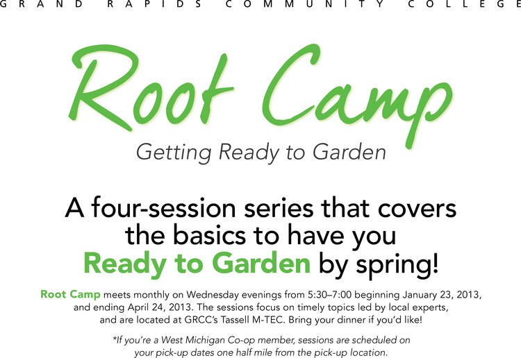 Click here to register for Root Camp